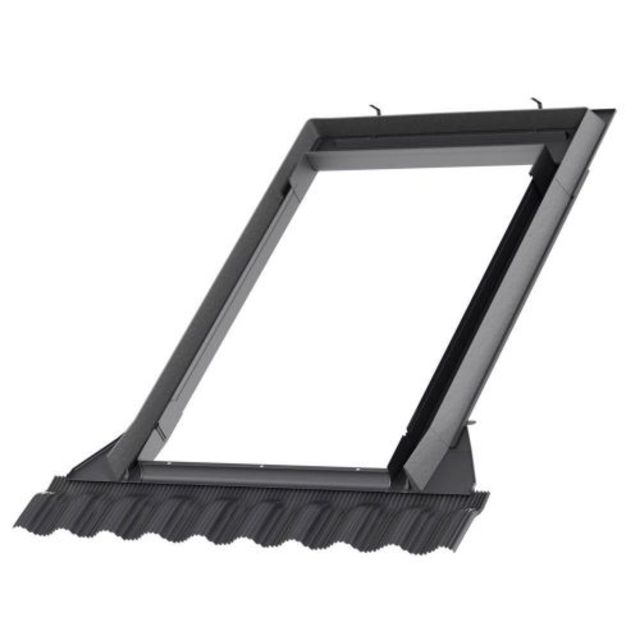 Покривна обшивка RoofLITE UFX, S6A, 114x118 см [1]